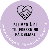 Merke for cøliakiforskning